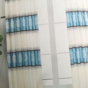 màn rèm vải hoa văn