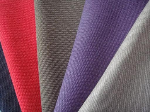 rèm vải chất liệu cotton