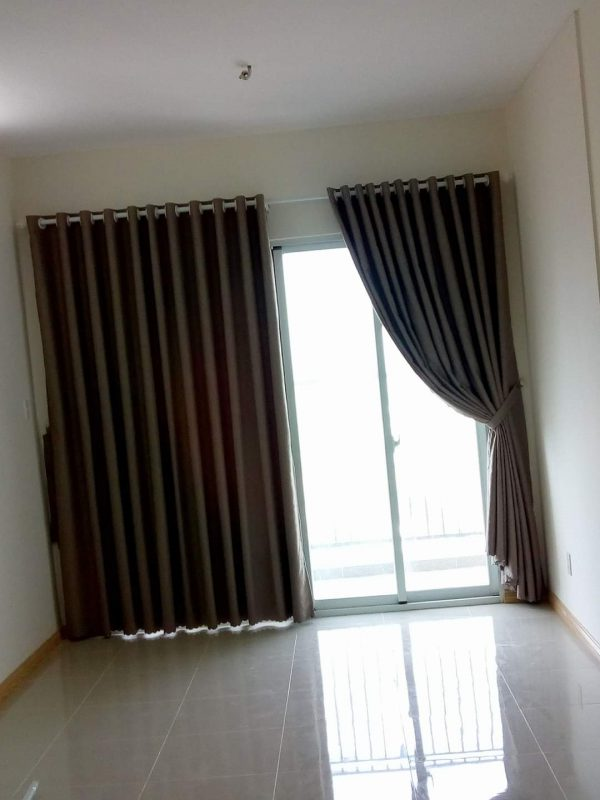 màn rèm vải chung cư