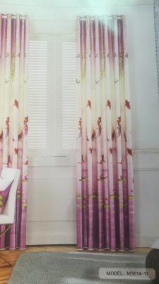 các loại vải may rèm cửa